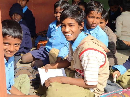 Akshaya Patra Foundation USA - Give Knowledge