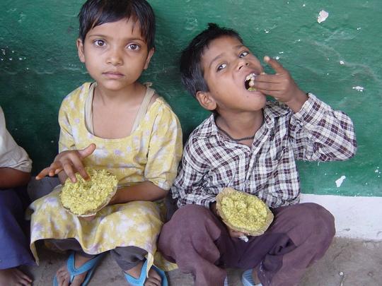 Akshaya Patra Children