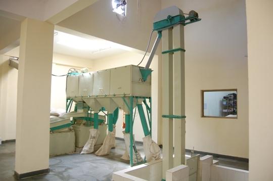 Rice cleaning machine