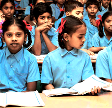 Akshaya Patra Children Learning