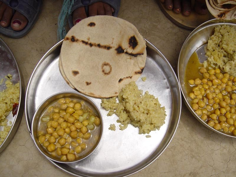 Provide School Meals to Children in India