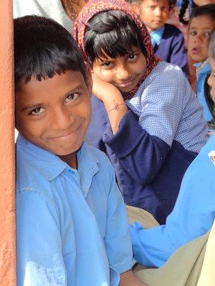 AP beneficiaries at school