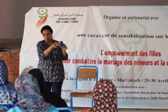 Empowering 10000 Women Thru Audio Health Education