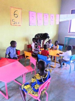 Agape Christian School Children