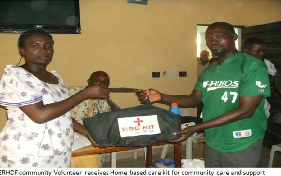 Empower 30 Nigeria HIV/AIDS Response volunteers