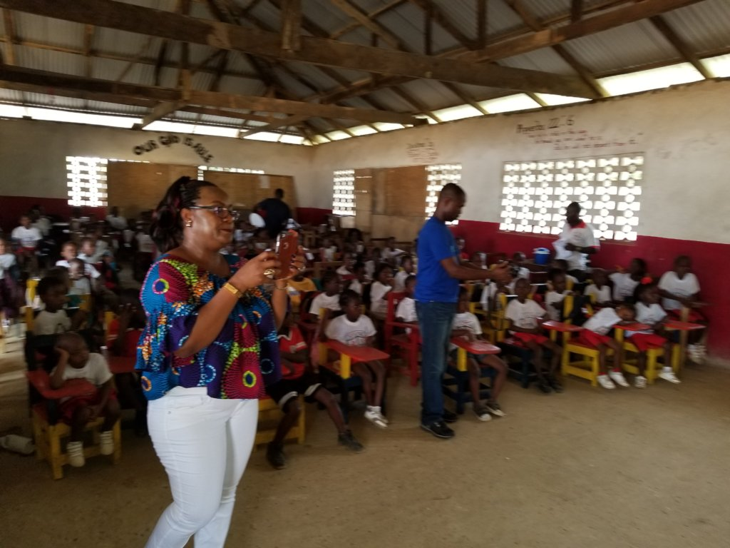 Support to Rural Girls Education in Liberia