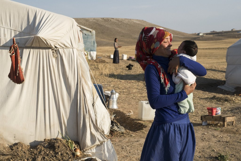 Support Syrian Refugee Mothers in Turkey