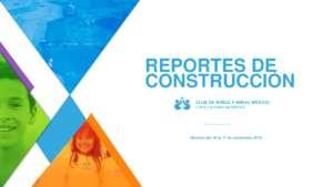 Update Construction, Community Engagement (PDF)