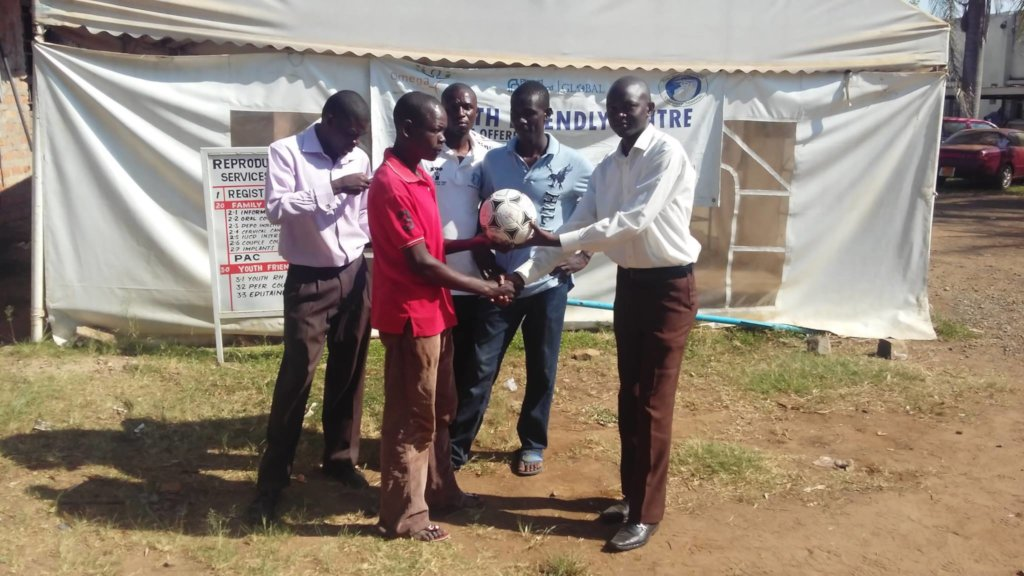 Youth Empowerment through Practical Skills & Sport