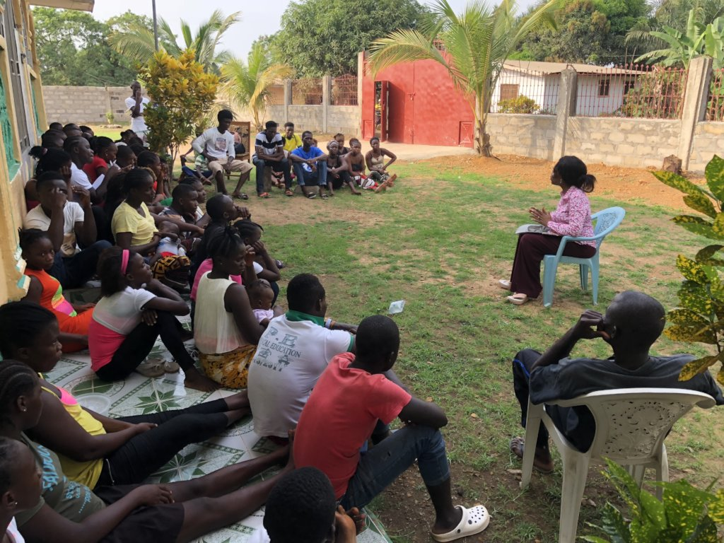 FEEL - For Education and Empowerment in Liberia