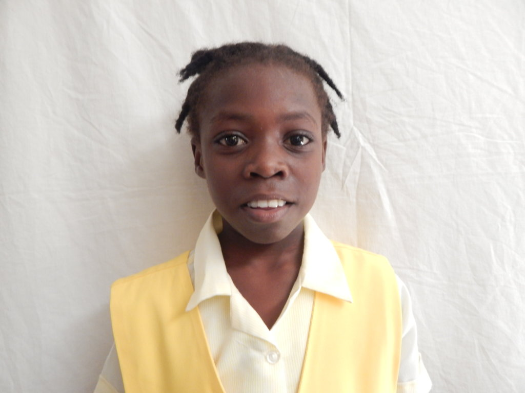 Give Christelle a safe home