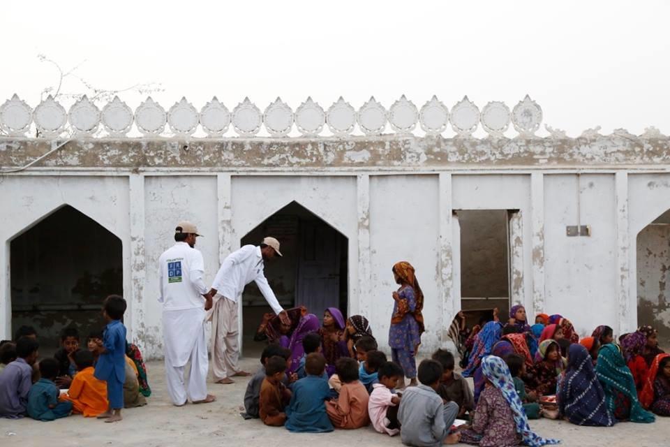 Ramadan Food Basket for Poor People of Pakistan