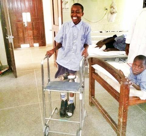 Disability Rehabilitation of 200 children in Kenya