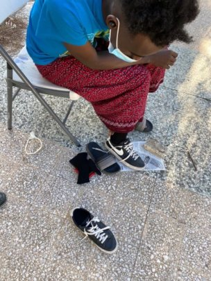 Shoe Distribution