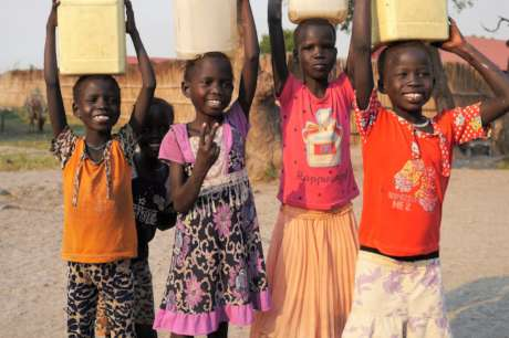 Food & Water for Refugees in South Sudan