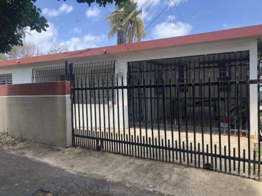 Idalis' house
