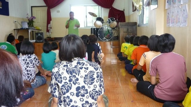 Caring for Sexually Exploited Children in Thailand