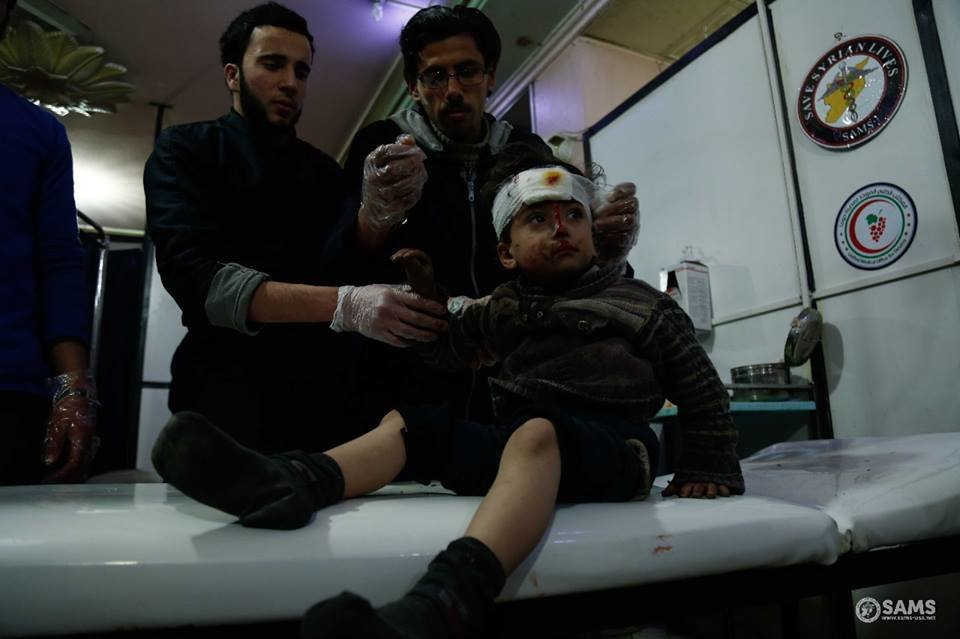 Help Provide Life-saving Medical Care in Syria
