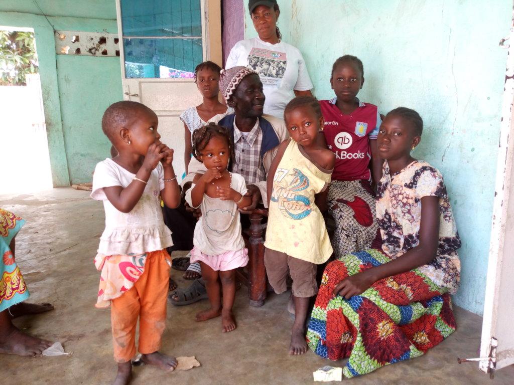 Basori Village (Gambia,) Children Empowerment