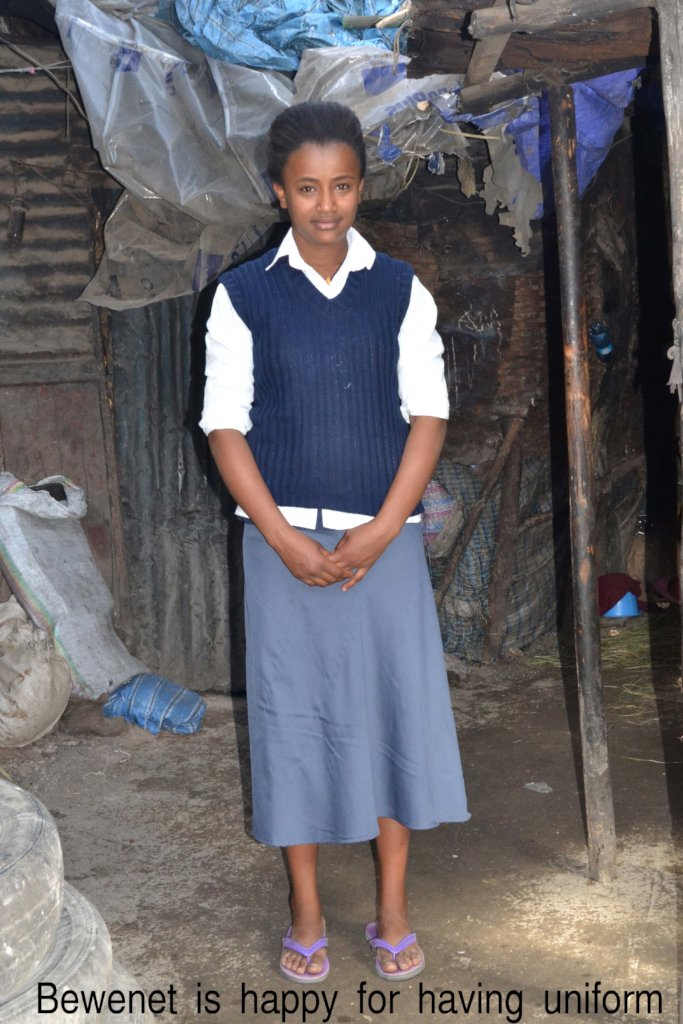 School Support for 80 orphan children-Addis Ababa