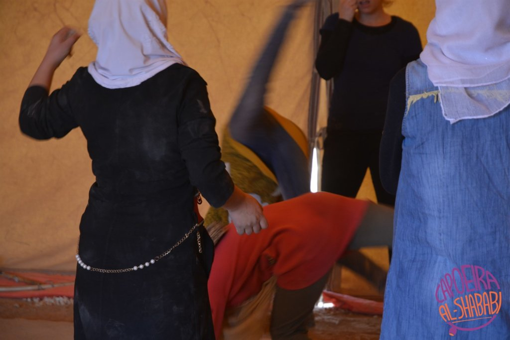 Trauma Healing for 100's of Syrian Refugee Youth