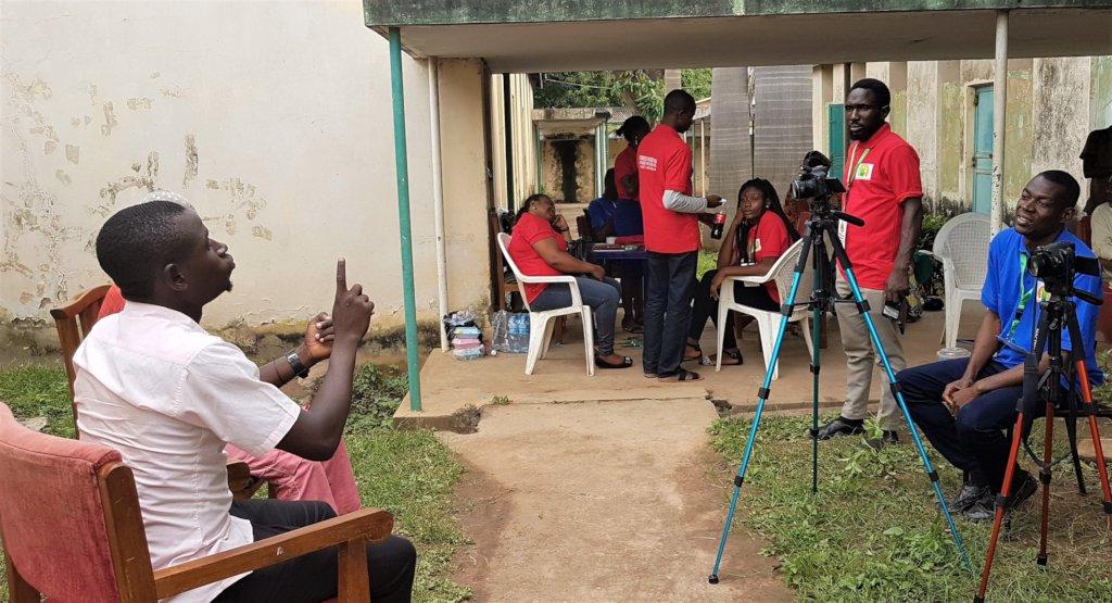Promote Deaf Literacy in Nigeria