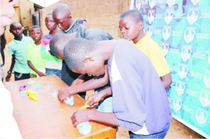 Save a million young ones from HIV/AIDS in Nigeria
