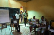Open 20 Girls Health Club in Monrovia