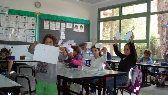 "Illustrating the story of ""Honi Ha-Meagel"""