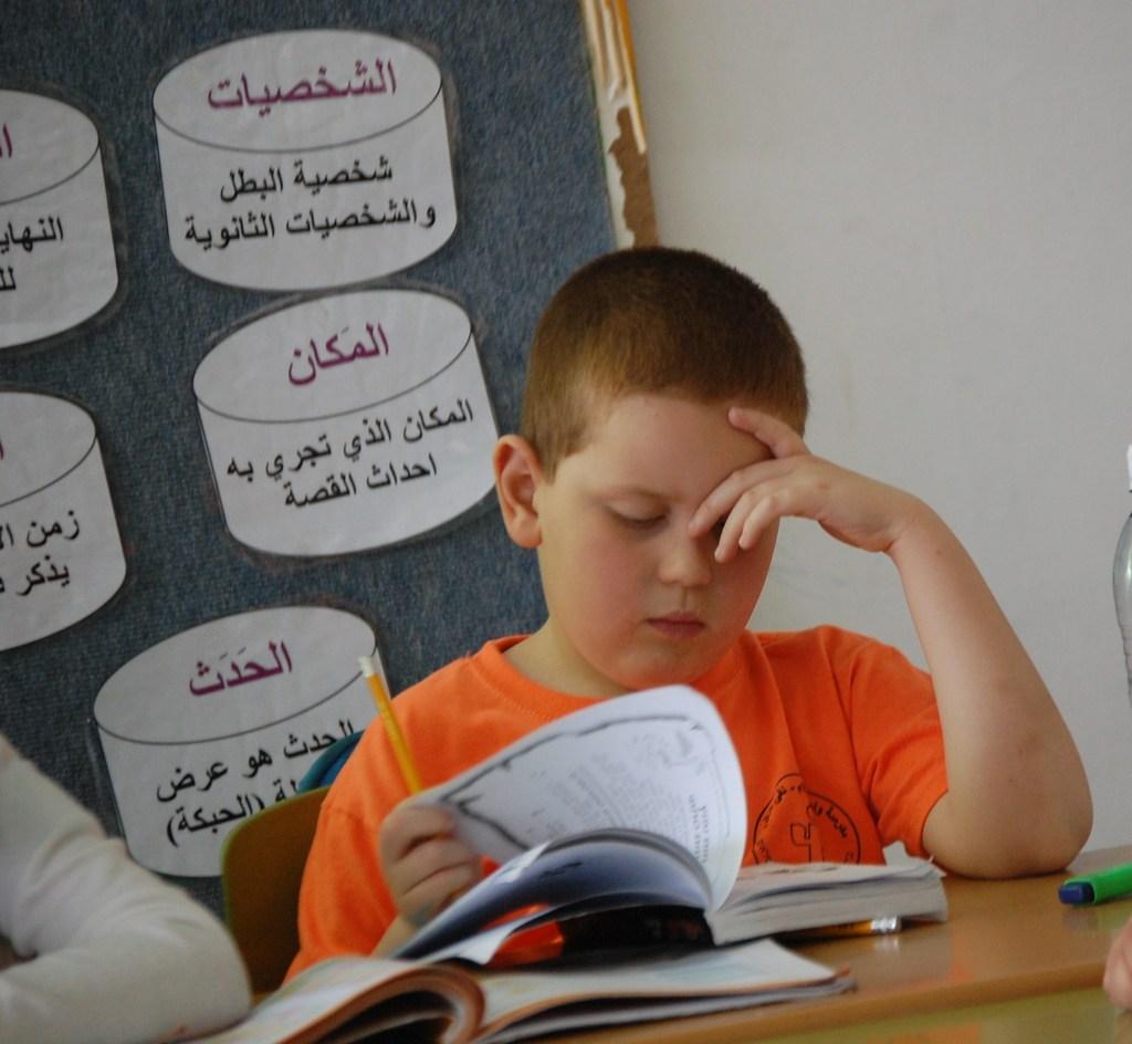 third generation studying