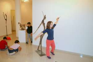 Museum with kids