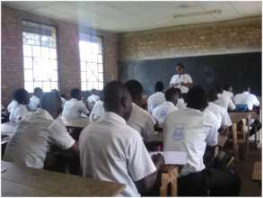Session during Basic HROC Workshop