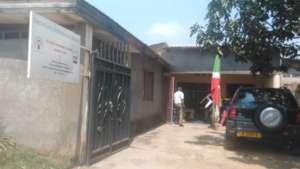 IPB/HROC office in Bujumbura
