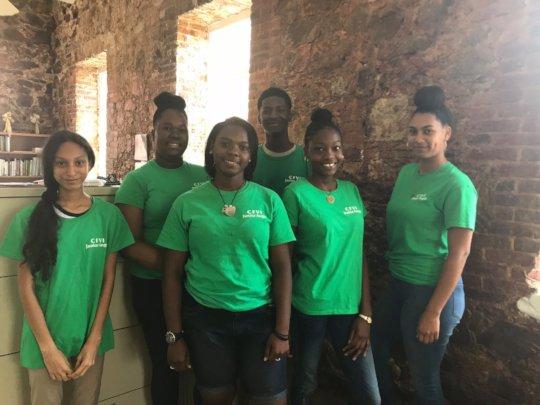 Youth-Led Hurricane Philanthropy & Service - USVI