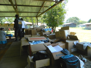 More than 300 kg of medicines were used