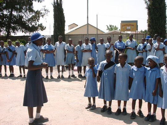 Send 50 Girls to School in Rural Zimbabwe
