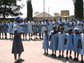 Send 50 Girls to School in Rural Zimbabwe
