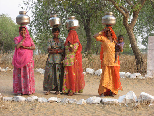 Clean Water for Drought-Affected Families in India