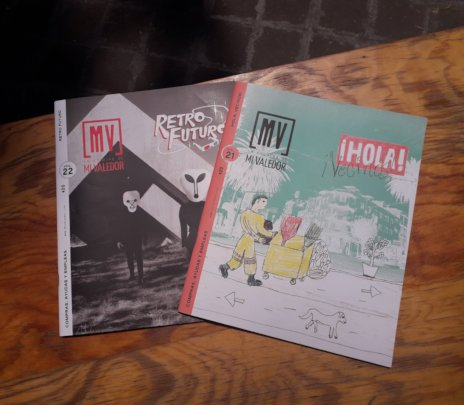 Two new editions from the magazine!