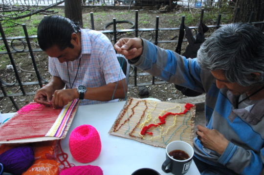Vendors are learning different skills for life