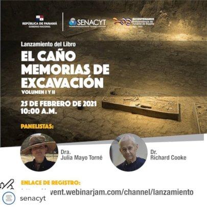 """Online launch of """"El Cano:Memorias de Excavacion"""""""