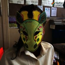 Mask making adventure