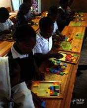 Problem solving skills through puzzles