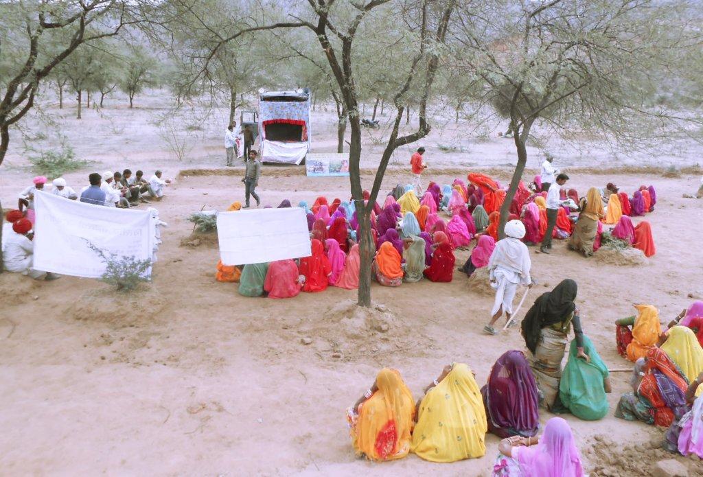 Make Women in Rural India Financially literate