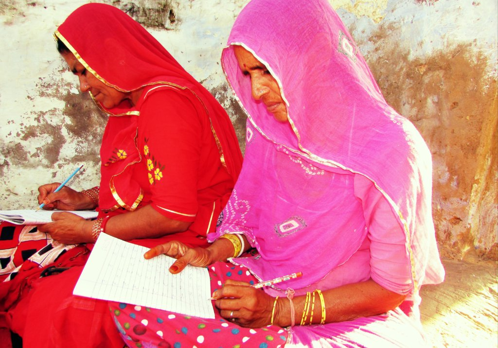 UDAAN; Send a Rural Woman to School in India