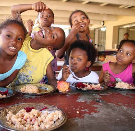 Help End World Hunger and Save a Child's Life