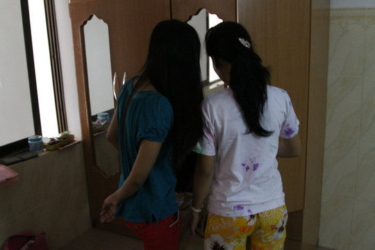 Give Trafficked Girls a New Future in Cambodia