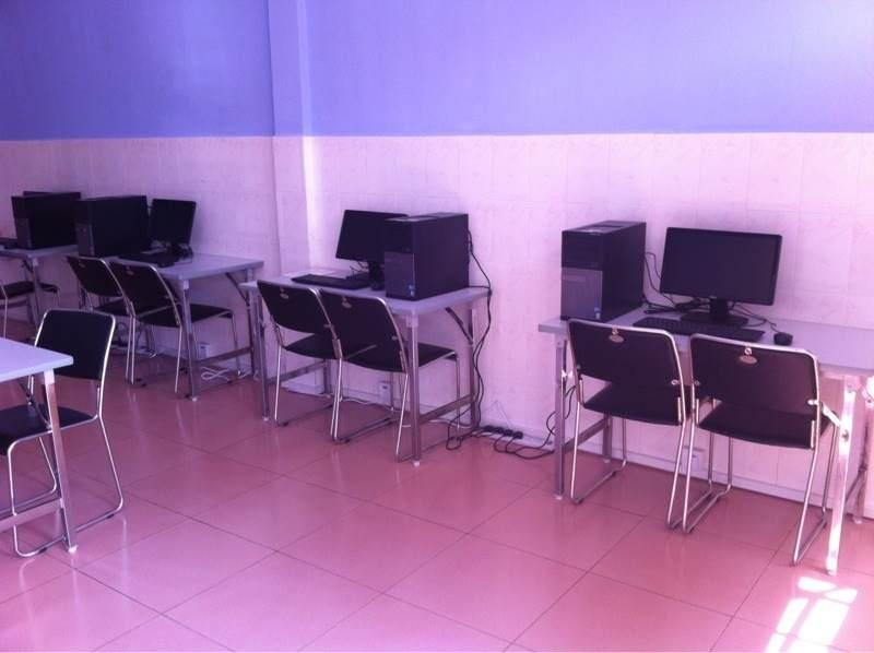 Shine Computer Lab