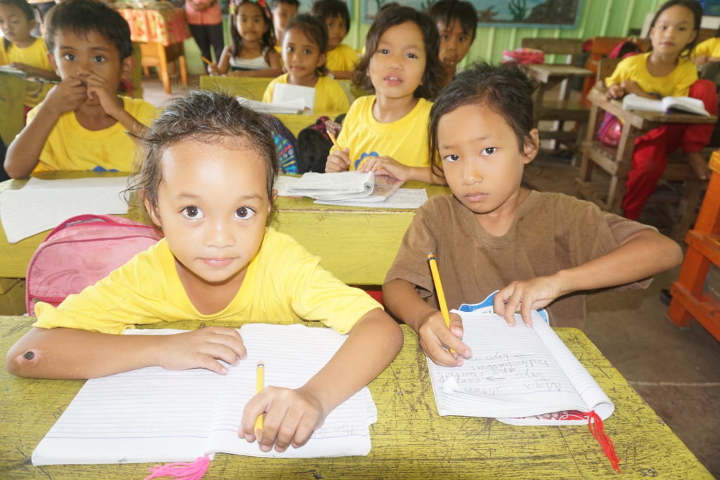 We aim to reach more daycare students in need