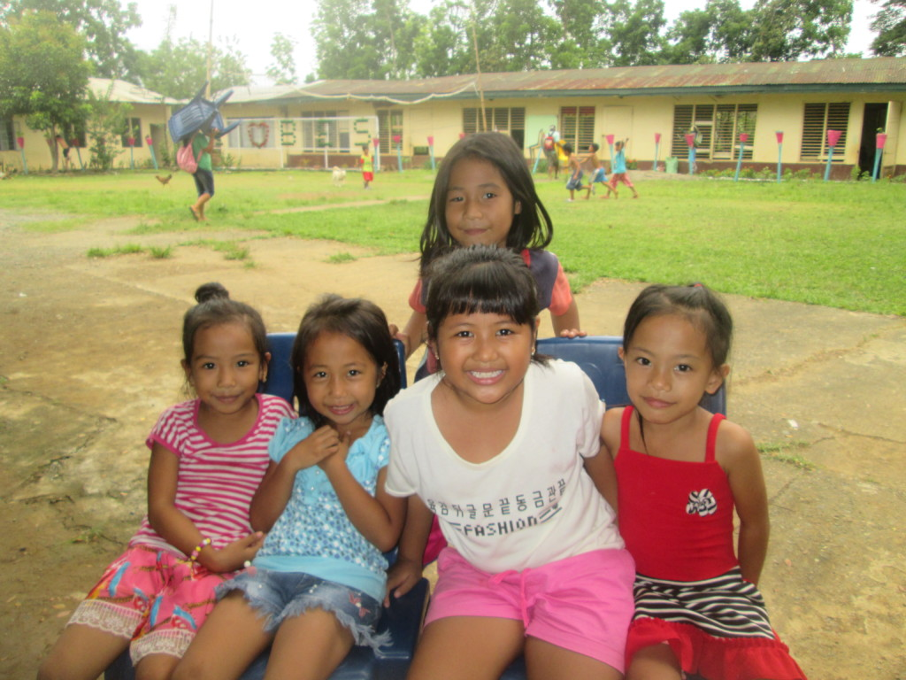 Daycare Students of the Bay-o Daycare Center